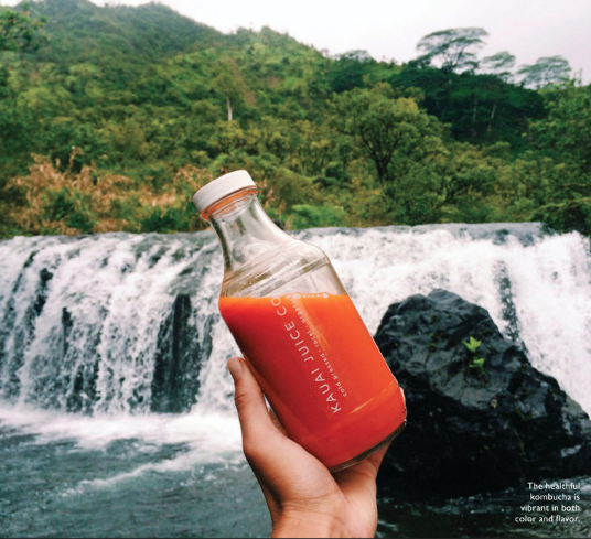 MODERN LUXURY HAWAII: HEALTH HAVEN - Kauai Juice Co.—where the kombucha and cold-pressed juice craze is alive and well.