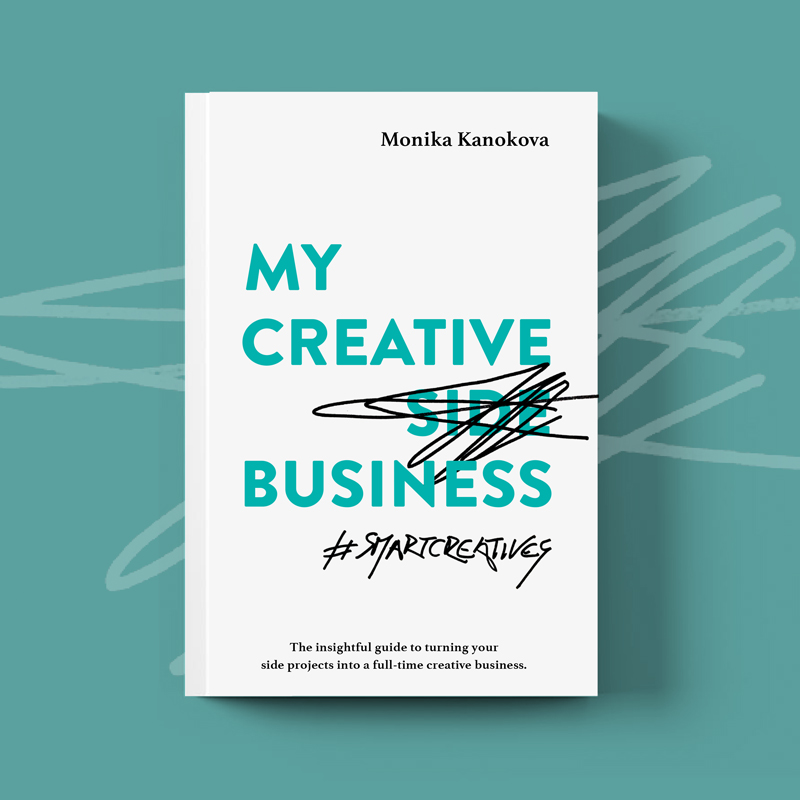 MY CREATIVE (SIDE) BUSINESS - An easy to read guide and an inspection of side projects and various possibilities of how to monetize them. A valuable read for people who want to monetize their hobbies or build scalable income streams.