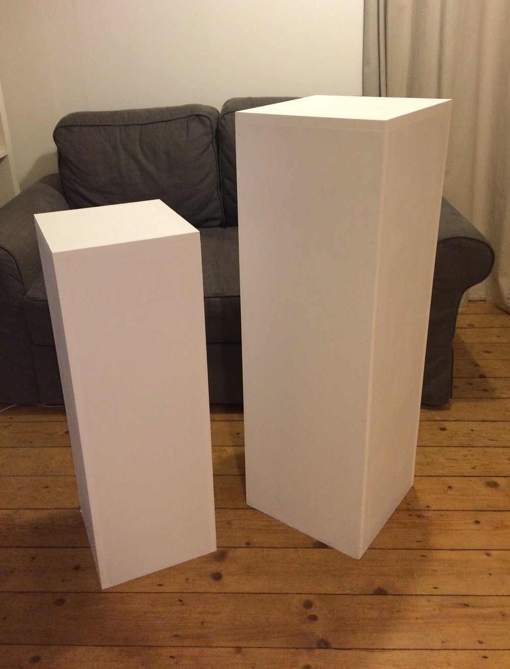 Beautiful Plinths!