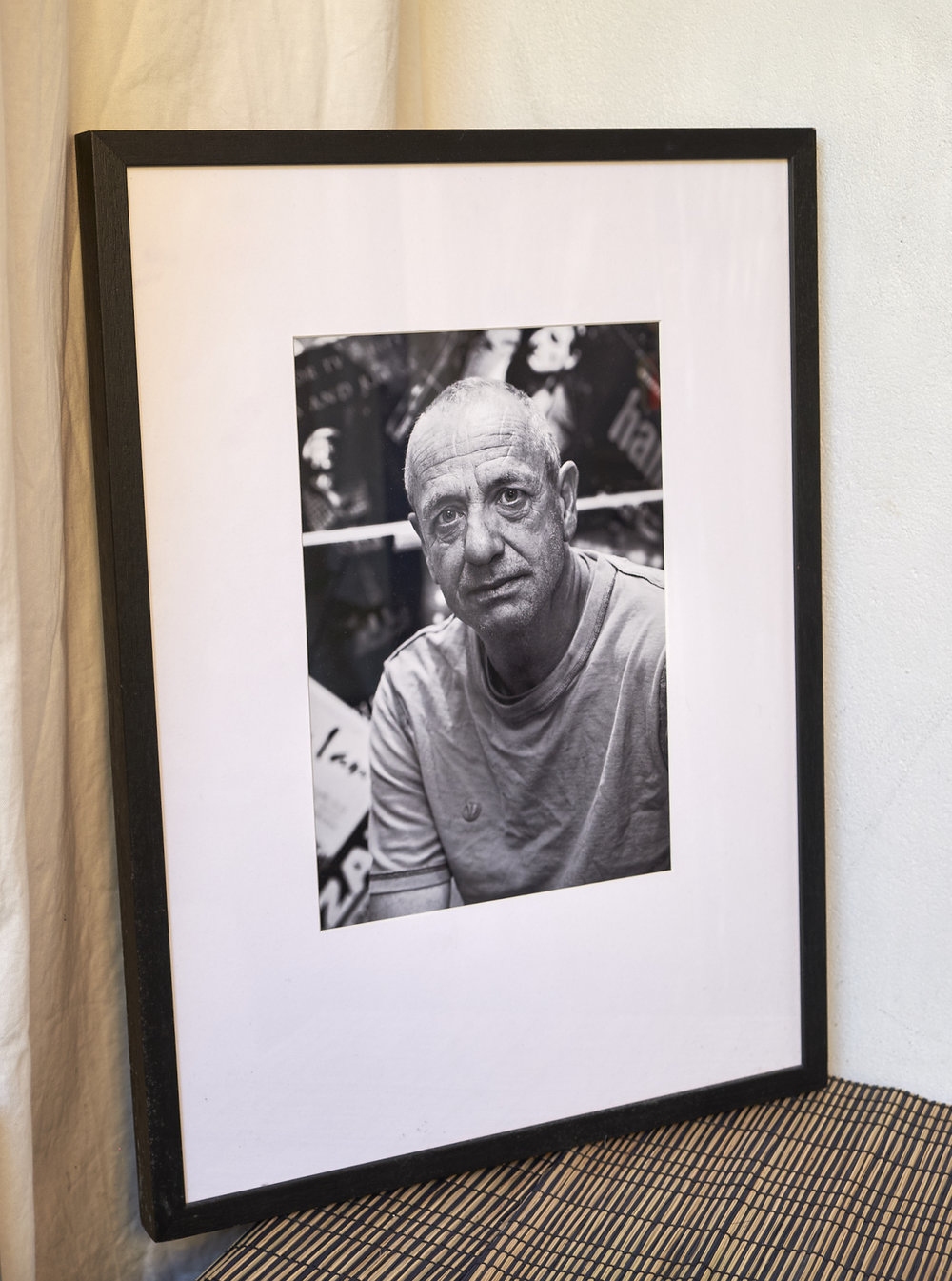 "Arthur Smith Need an image for your comedy Hall of Fame?! Frame Size approx. 25 x 18.5""  COST £50"