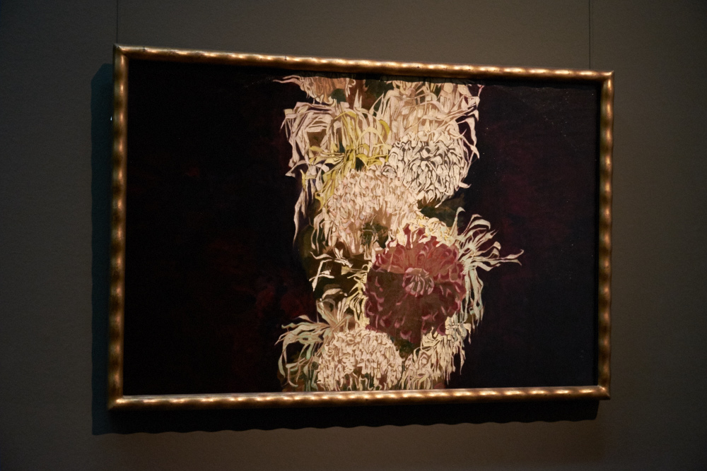 Chrysanthenum, Egon Schiele