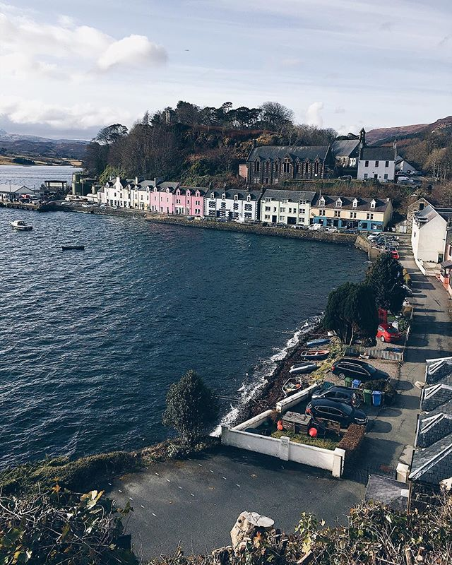 Mornings in Portree 🏴󠁧󠁢󠁳󠁣󠁴󠁿