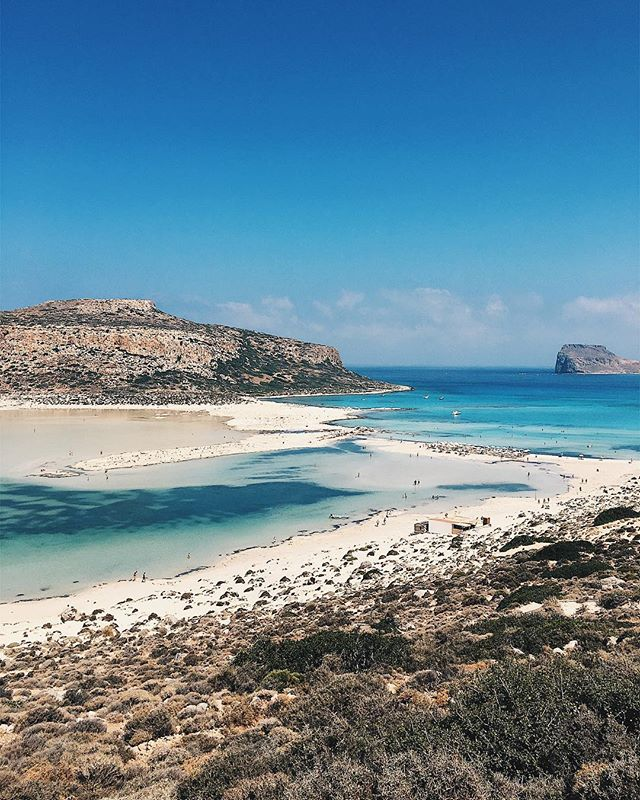 Wish we could be ballin in Balos right now! 🇬🇷