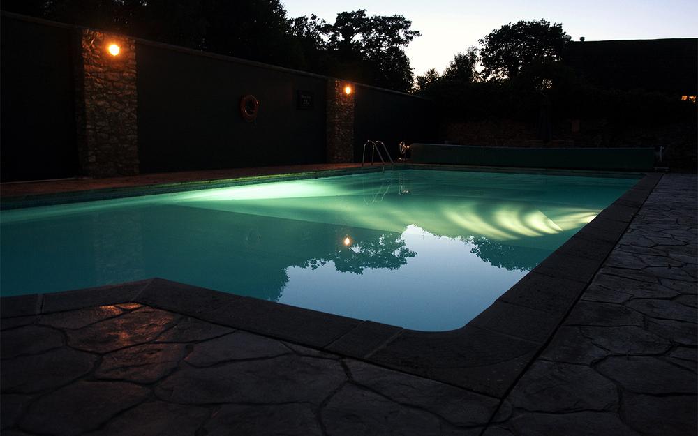 Fancy a moonlight dip?