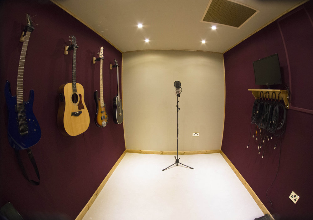 The East Wing sound studio