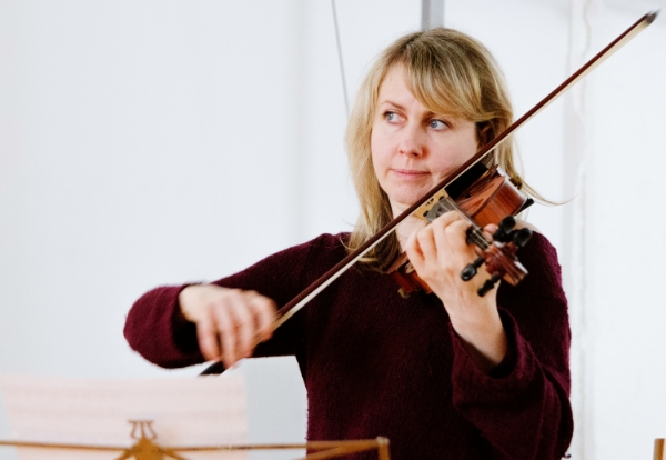 Josephine Montgomery Violin