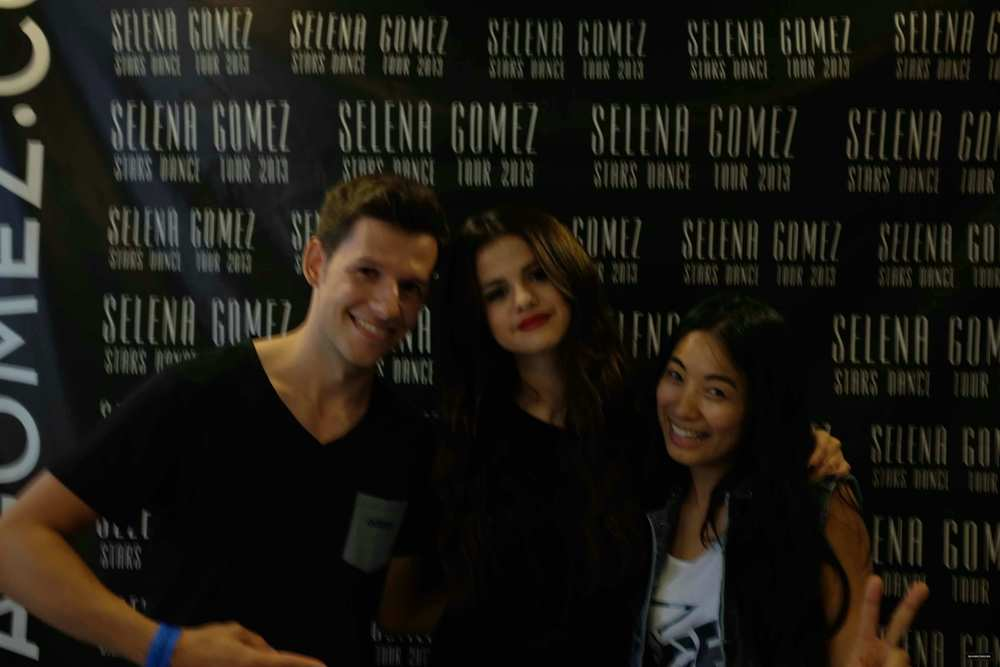 Meeting selena gomez the wong janice m4hsunfo