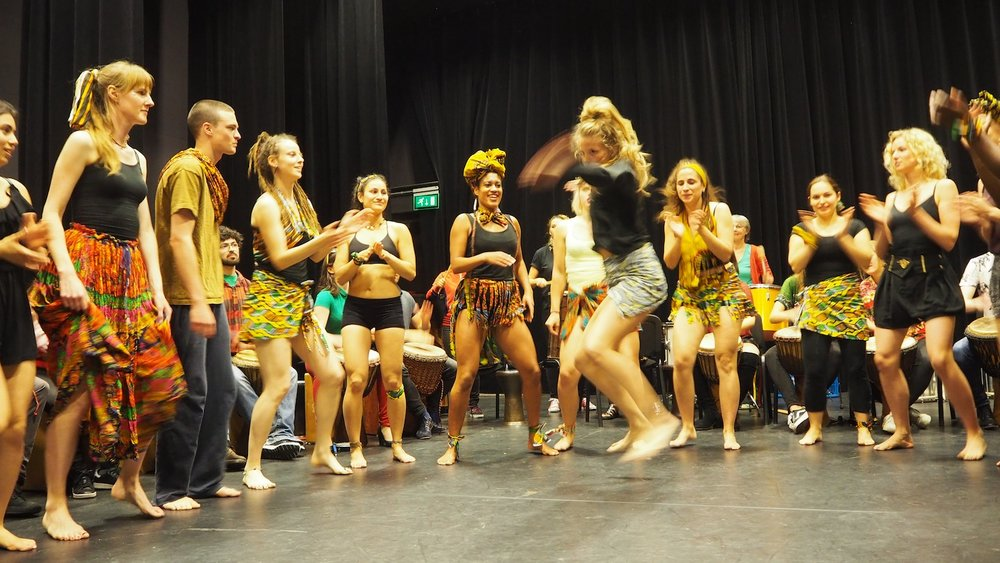 CREA-cultureel-studentencentrum-UvA-percussion-course-afro-mix-dance-rehearsal-The-Wong-Janice-5.JPG