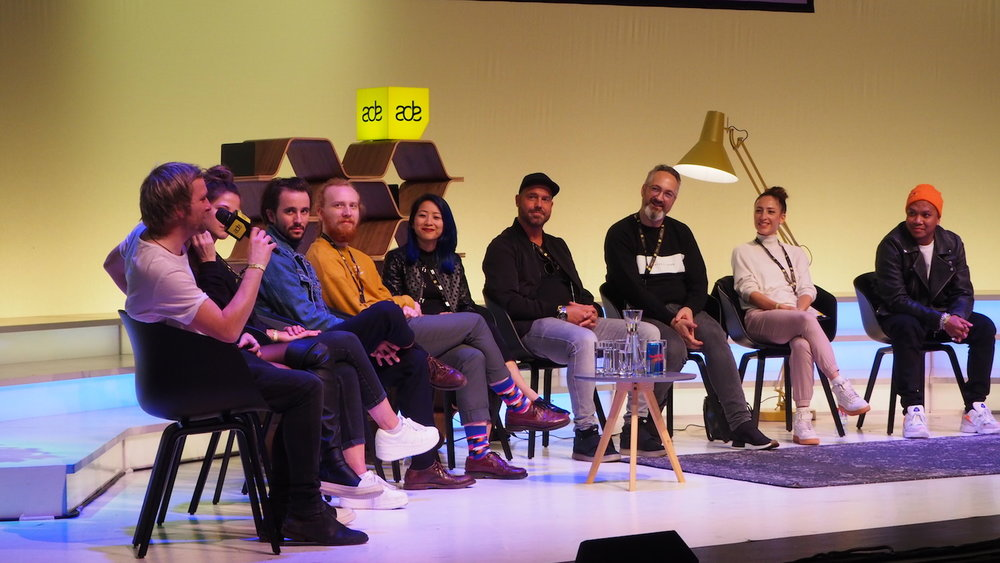 ADE-Amsterdam-Dance-Event-So-You-Think-You-Can-Sync-Dance-and-Brands-conference-The-Wong-Janice-composer-producer-cellist-gary-beck-dj-Chuckie-Kaiserdisco.JPG