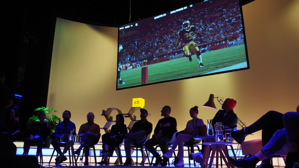 ADE-Amsterdam-Dance-Event-So-You-Think-You-Can-Sync-Dance-and-Brands-conference-The-Wong-Janice-composer-producer-cellist-NFL-Superbowl-ad-Reggie-Bush-touchdown.JPG