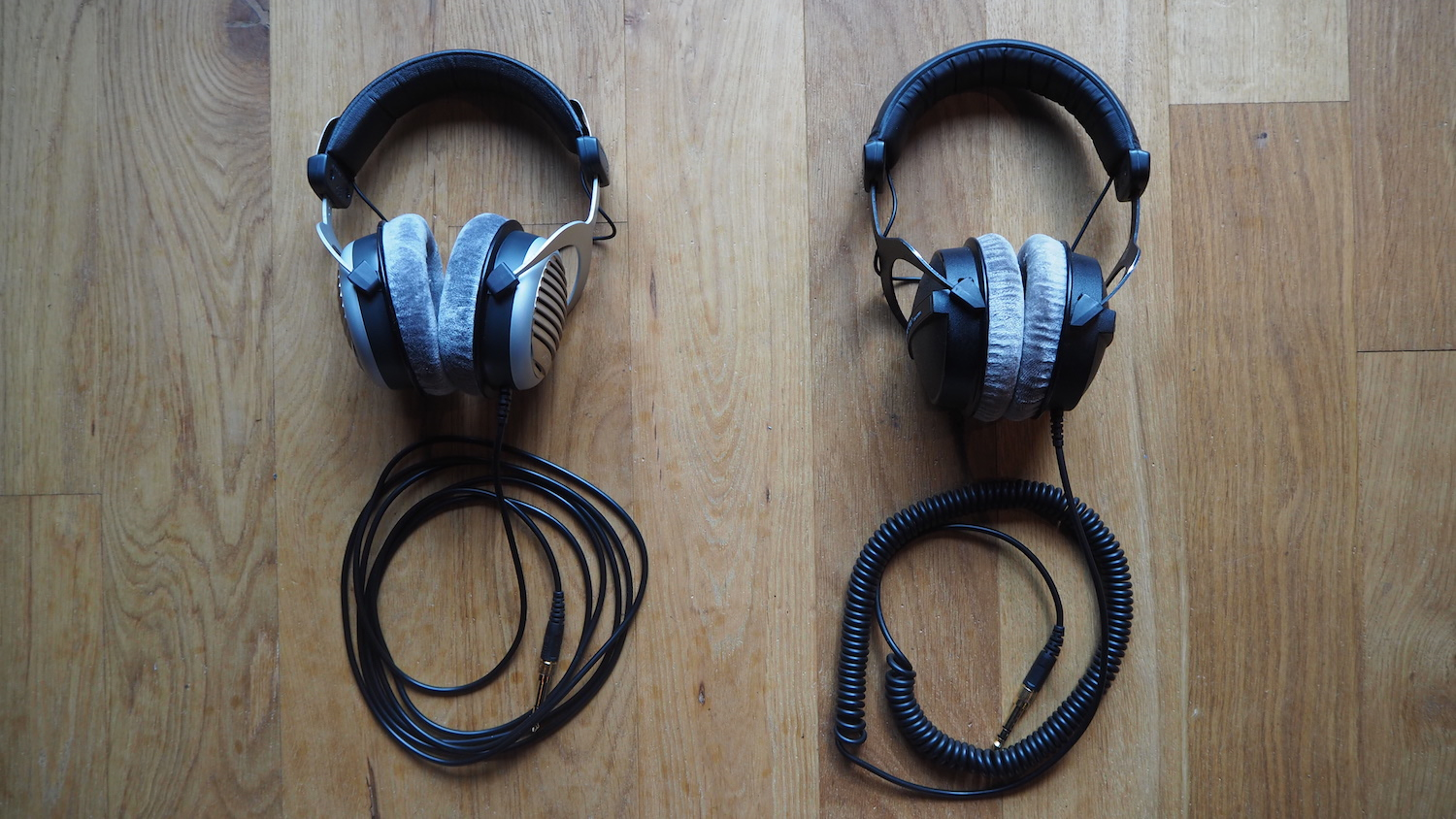difference between 80 ohm and 250 ohm headphones