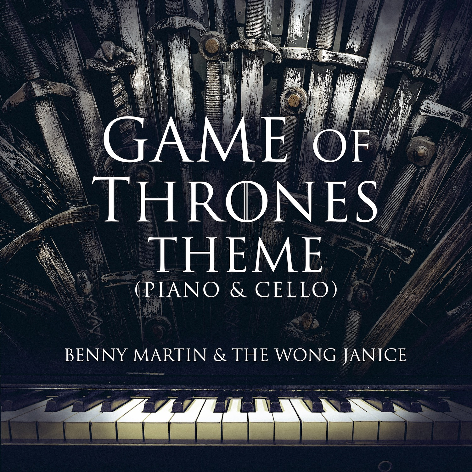 Game Of Thrones Titelmusik Klaviernoten game of thrones piano and cello cover | the wong janice