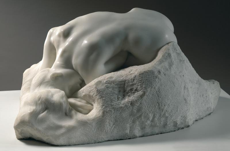 Auguste Rodin 'Danaid' 1889