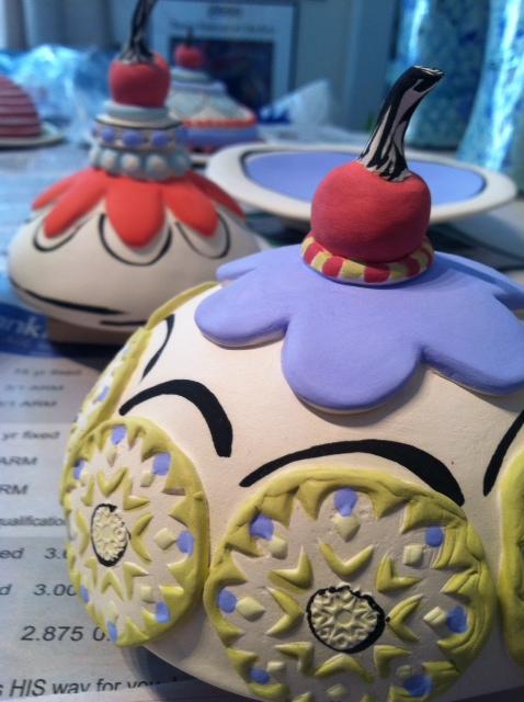 Scrumptious cakes!