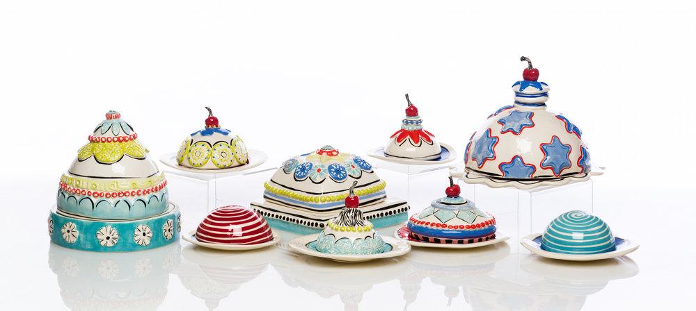 WONDERLAND CAKE SERIES