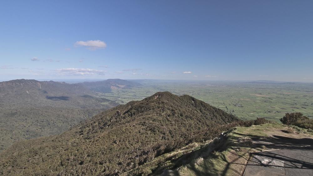 Te Aroha Mountain