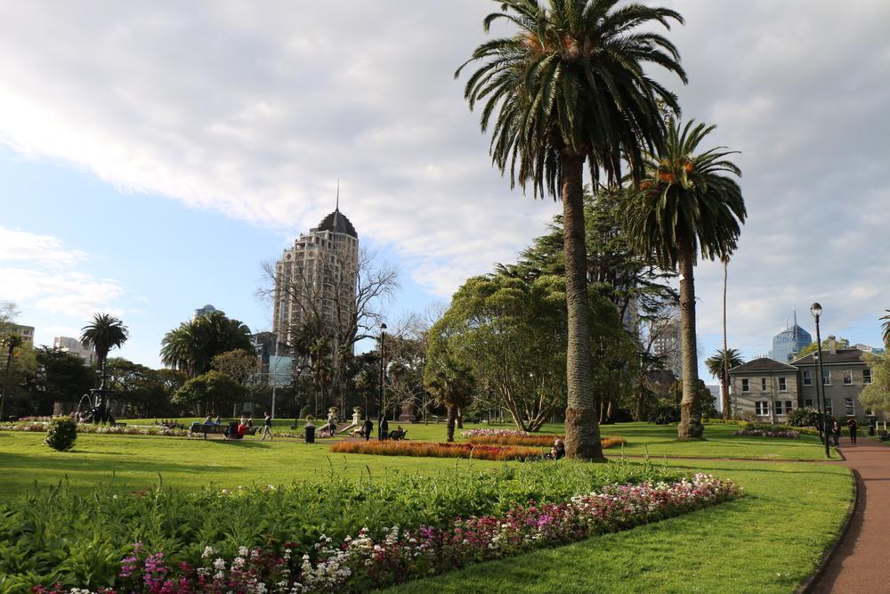 Alberts Park