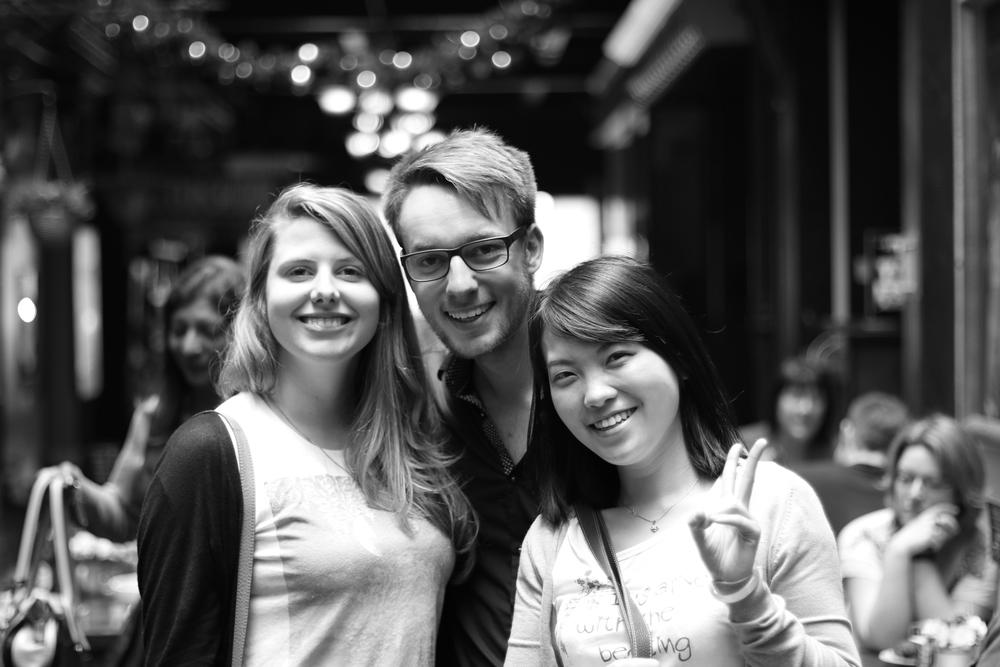 Alice, Me & Yetta