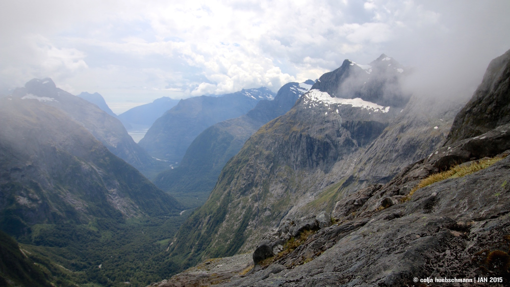 gertrude saddle, fiordland