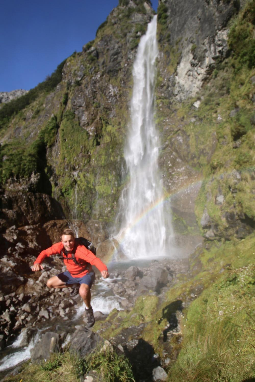 Devils Punchbwol waterfall