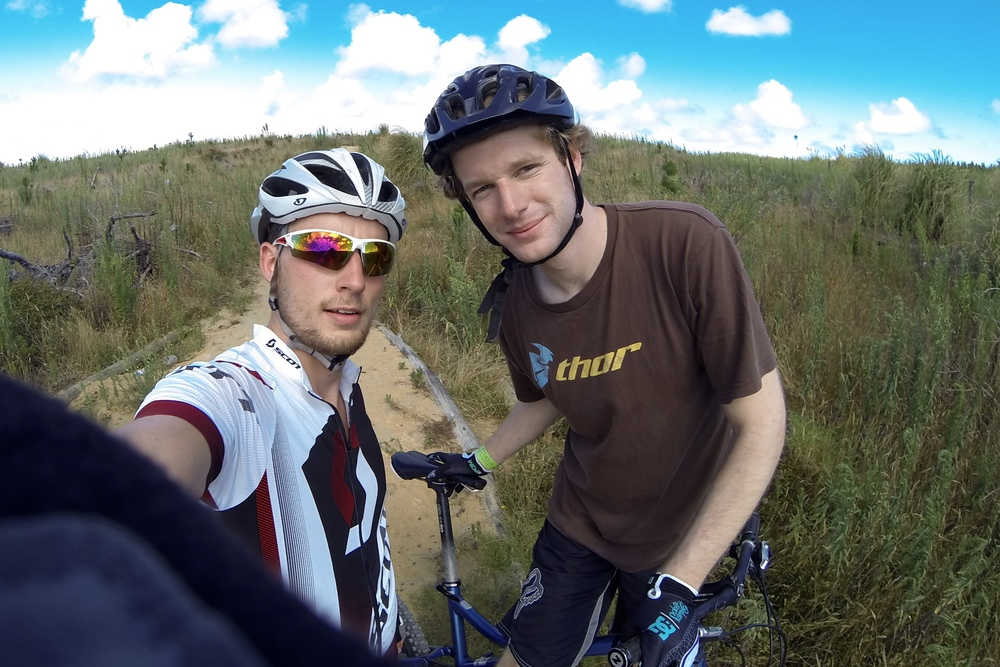MTB Woodhill Forest