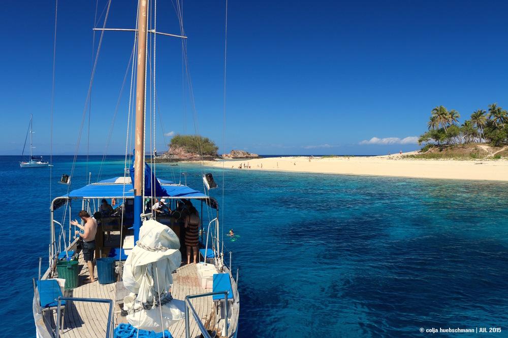 monuriki island, fiji