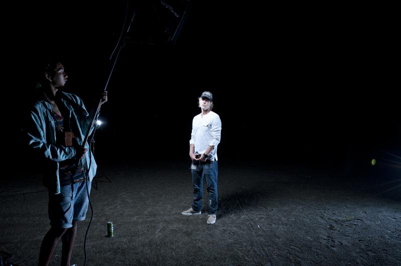 Fra shoot med Øyvind 'Vinni' Sauvik forrige uke. Med den meget flinke assistenten Mike, sjekk ut hans blog:  http://akam1k3.blogspot.com/