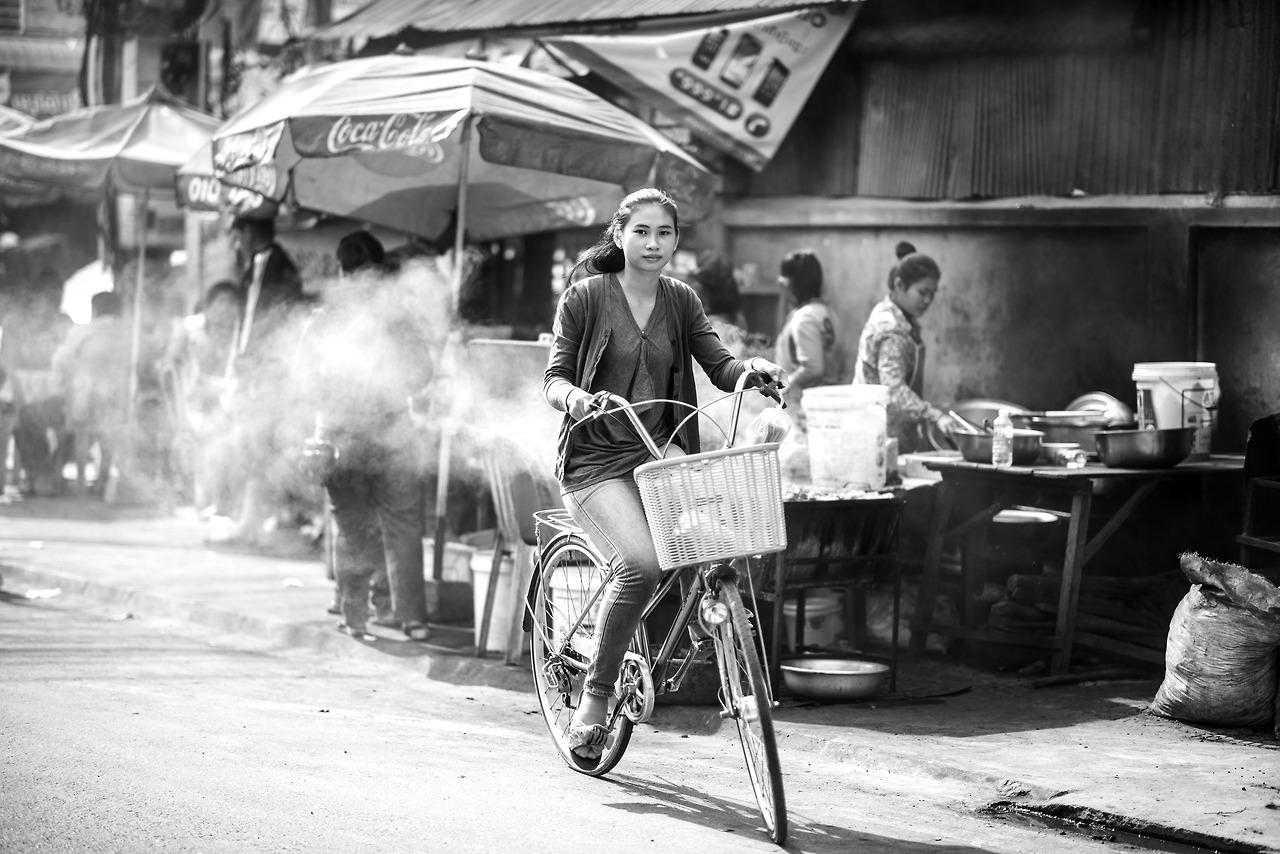 Siem Reap, Cambodia.