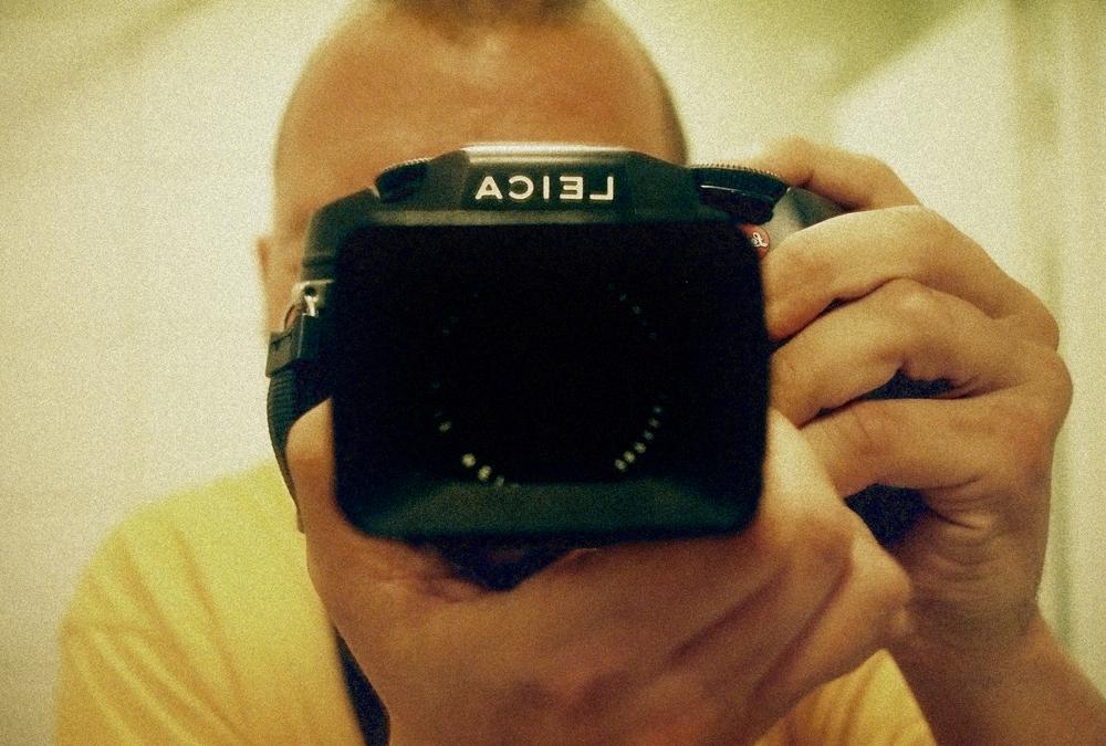 Me + Leica = <3