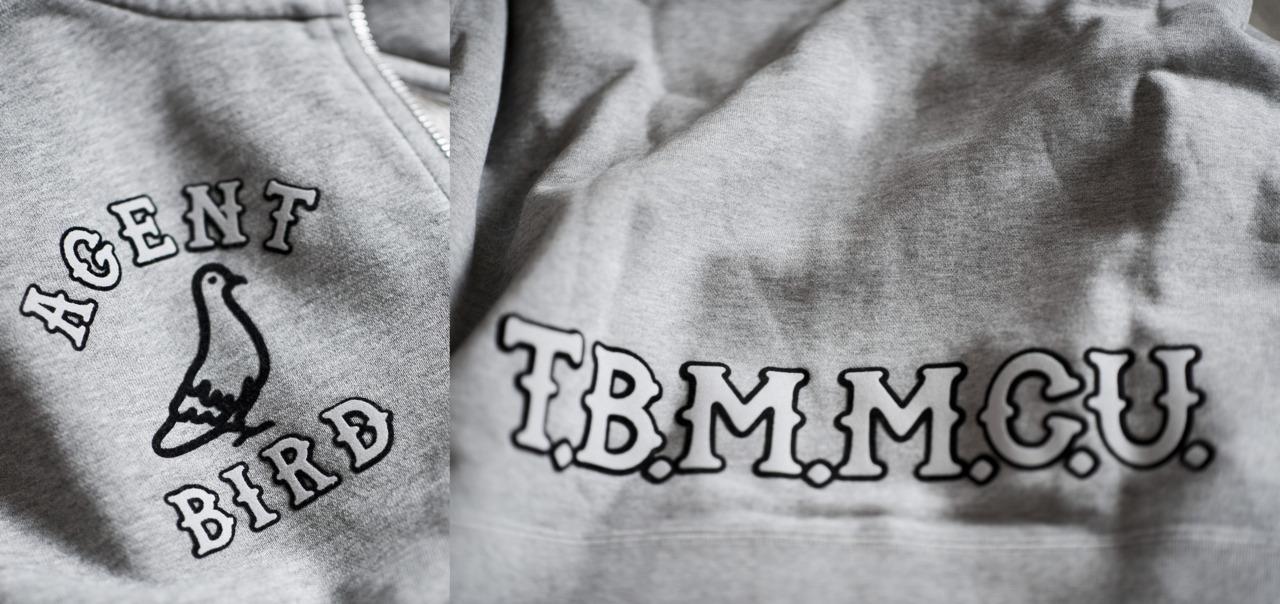 New hoodie from Bowery Stadium.