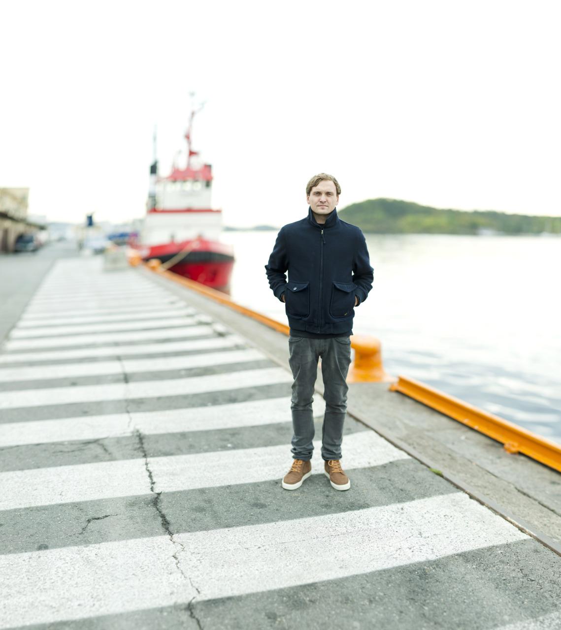 Hello Øystein.