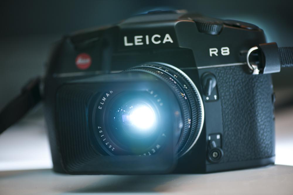 Leica R8, 26/366.