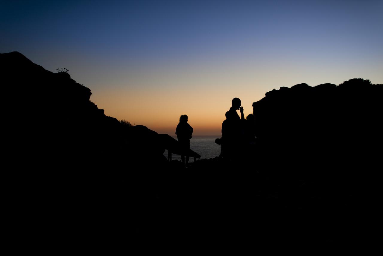 Sunset, Capo Caccia, 209/366.
