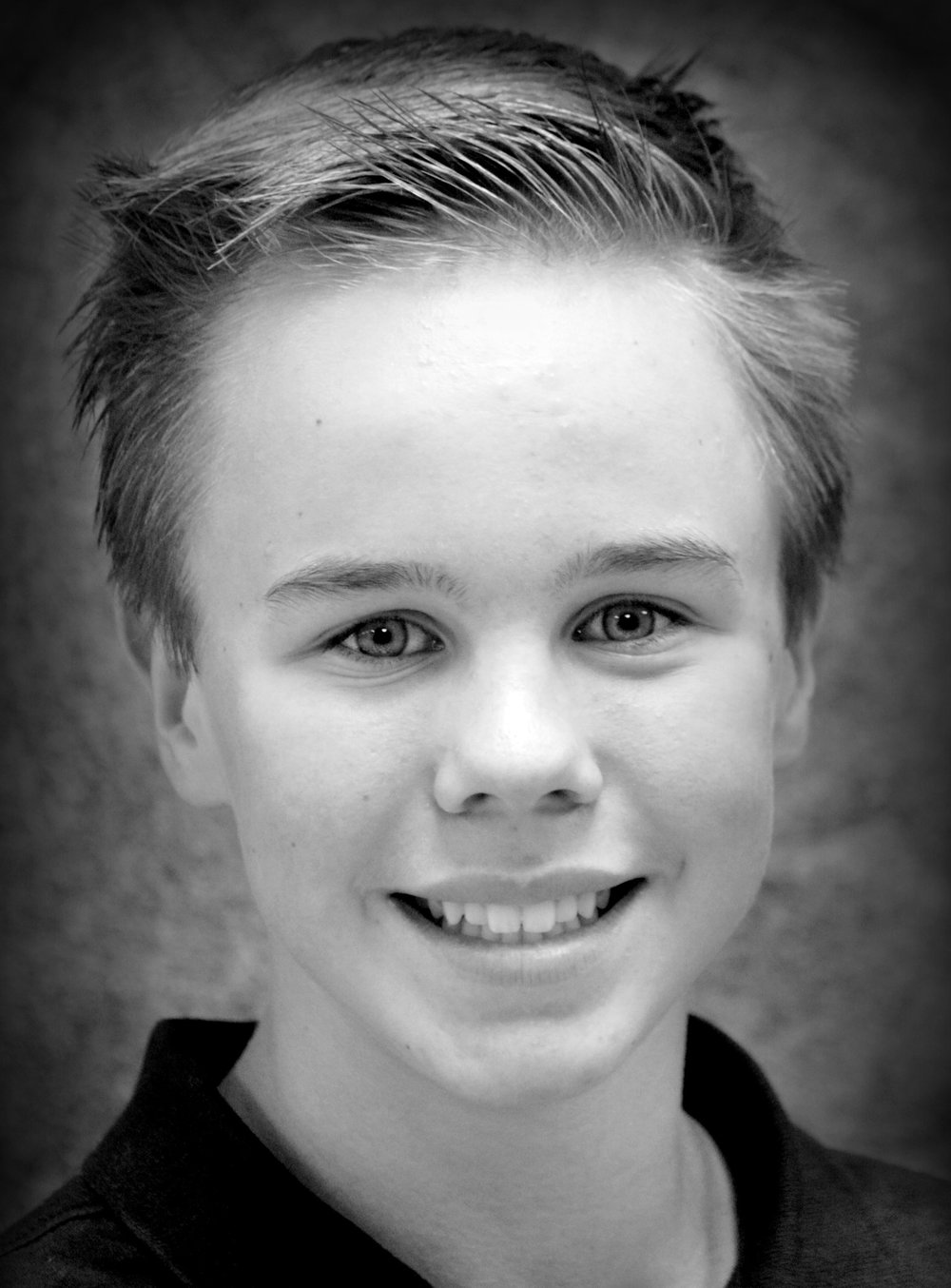 Percy  and  Blind School Student        // Ben Gerig   Ben is an 8th grader who has been involved in theater for several years, primarily through Fire and Light Academy. He has played Charlie in Charlie and the Chocolate Factory and Tabaqui in The Jungle Book. Ben has also been involved in the All for One productions of A Laura Ingalls Wilder Christmas and The Wind in the Willows. In addition to acting, Ben loves anything related to sports, especially tennis and Detroit Tigers baseball.