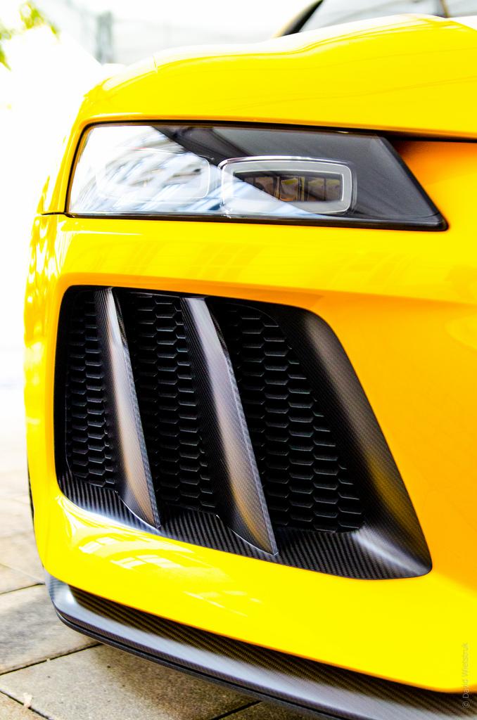 Audi Quattro Headlight 1
