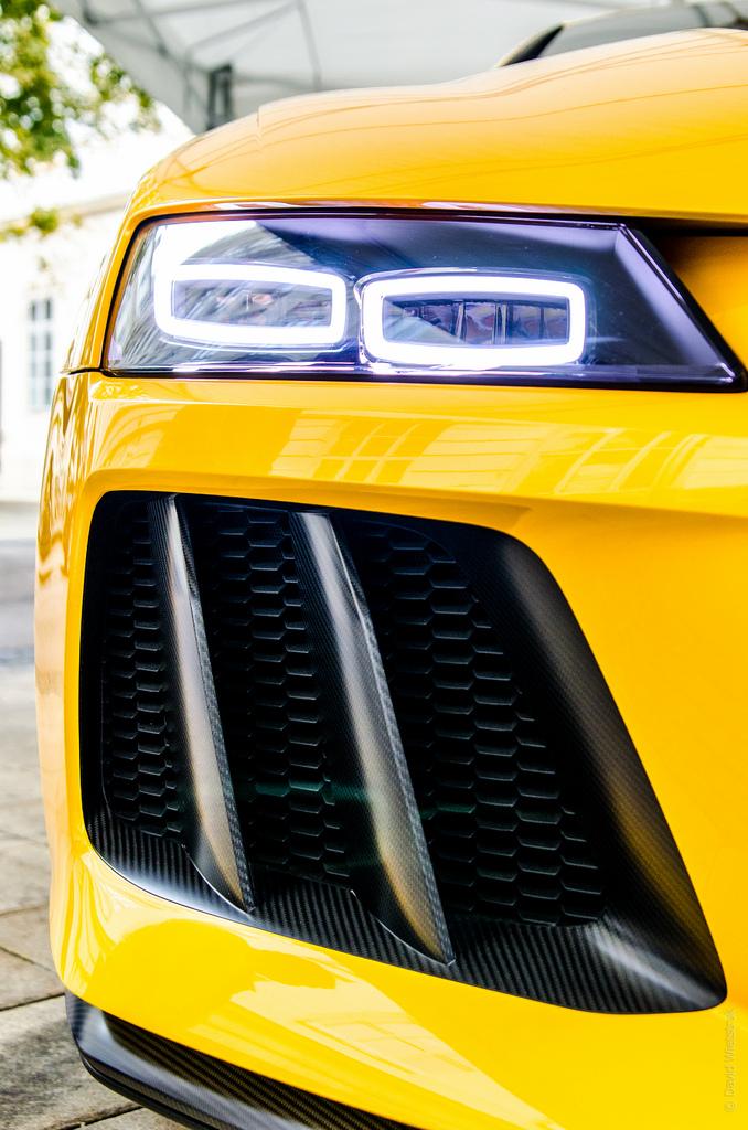 Audi Quattro Headlight 2