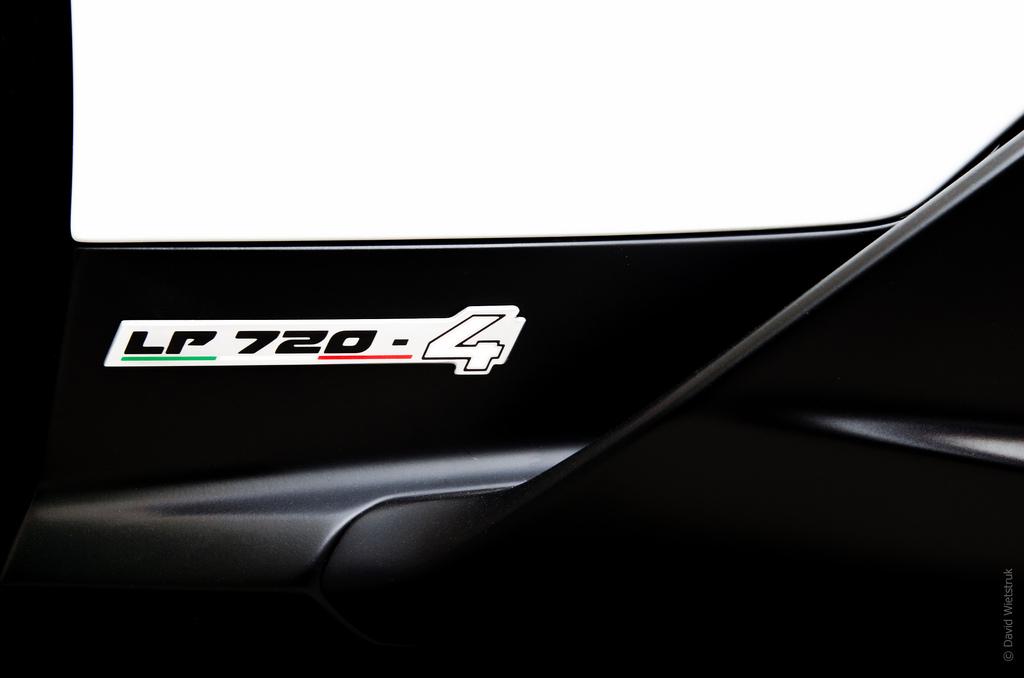 Lamborghini Front Canard