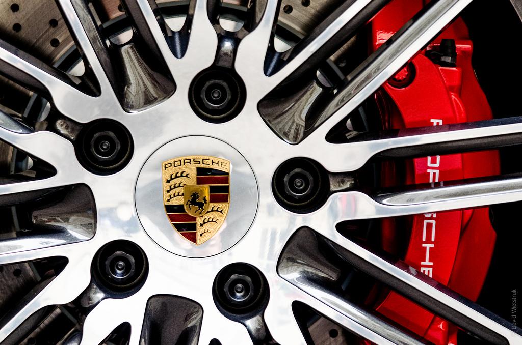 Porsche 911 Rim