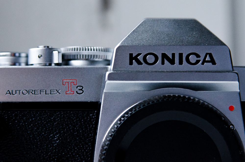 Project 365: #22 - Konica