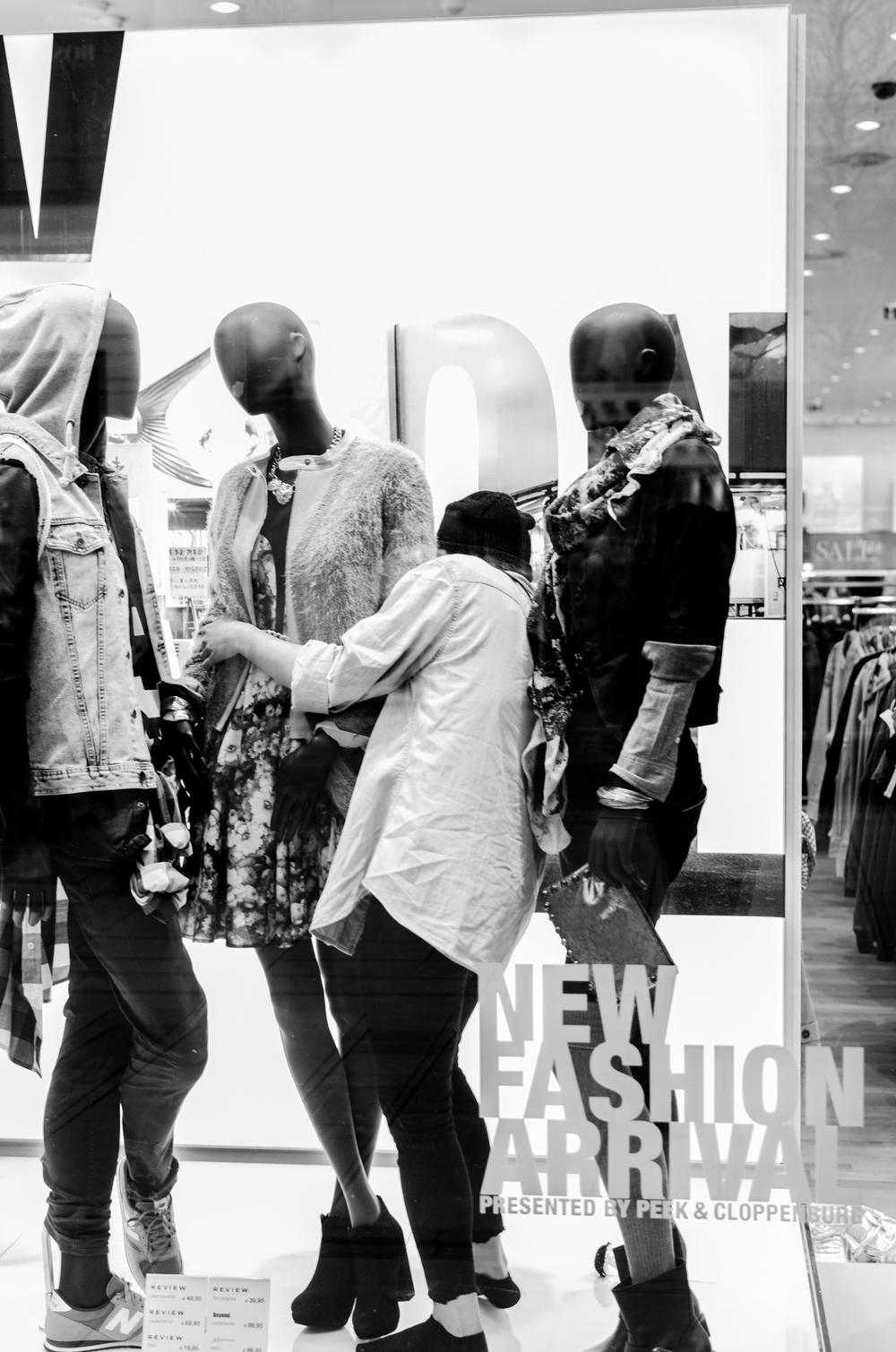 Project 365: #32 - Fashion