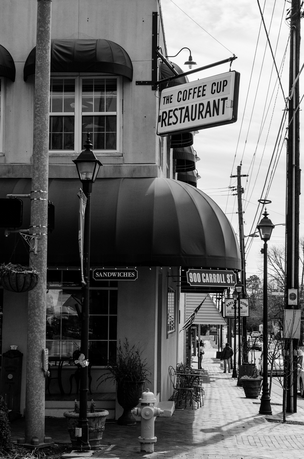 Project 365: #45 - The Coffee Cup Restaurant