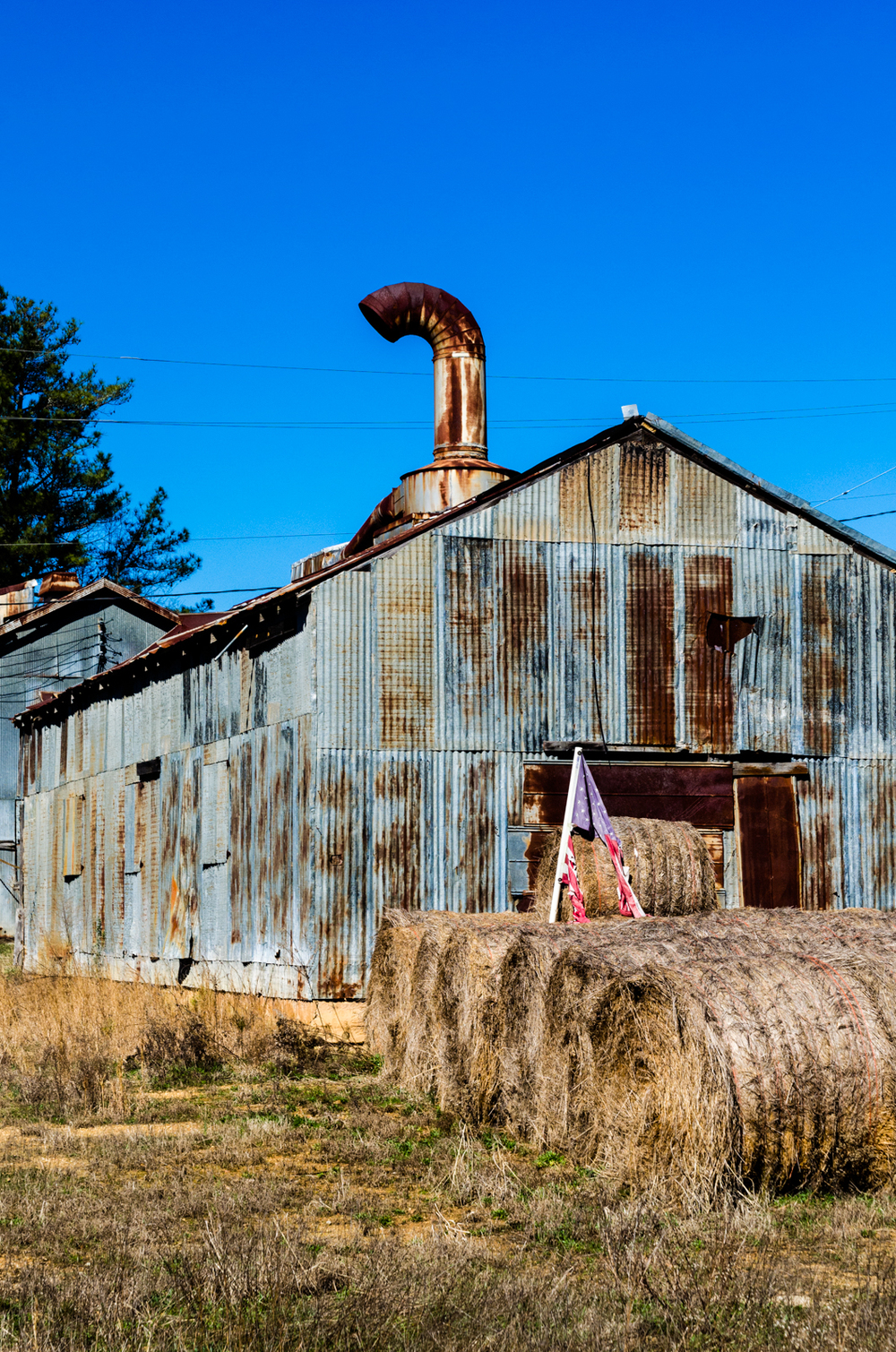 Project 365: #58 - Esco Feed Mill
