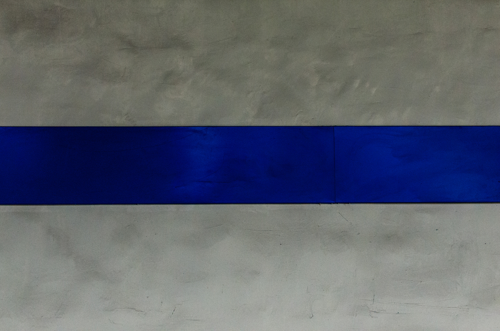Project 365: #70 - Blue Concrete