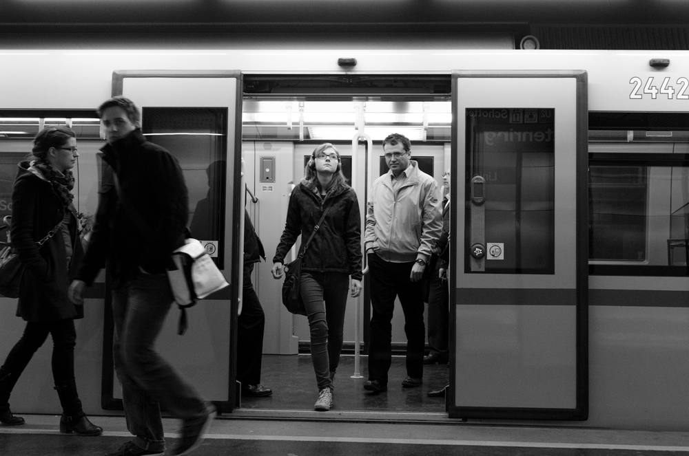 Project 365: #72 - Commuting