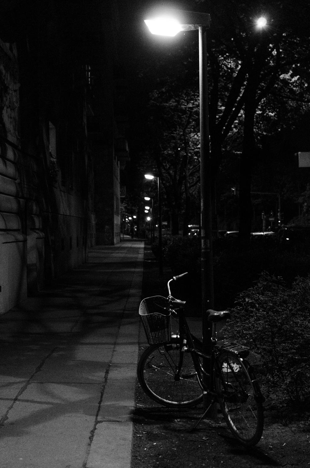Project 365: #108 - Night Ride