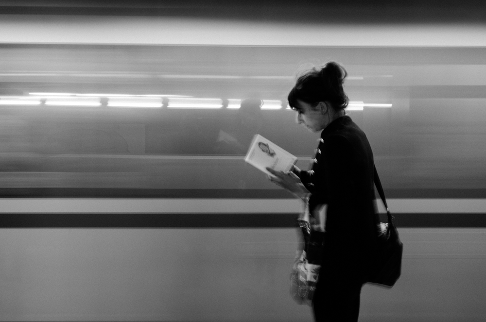 Project 365: #111 - Reading