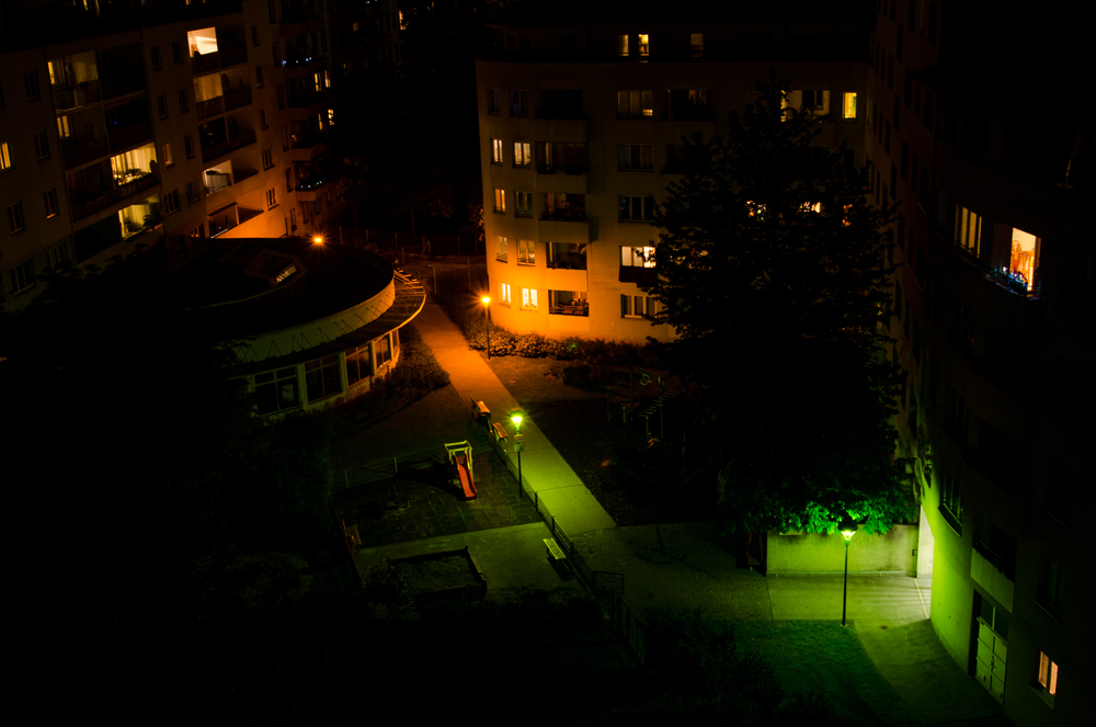 Project 365: #142 - From the roof