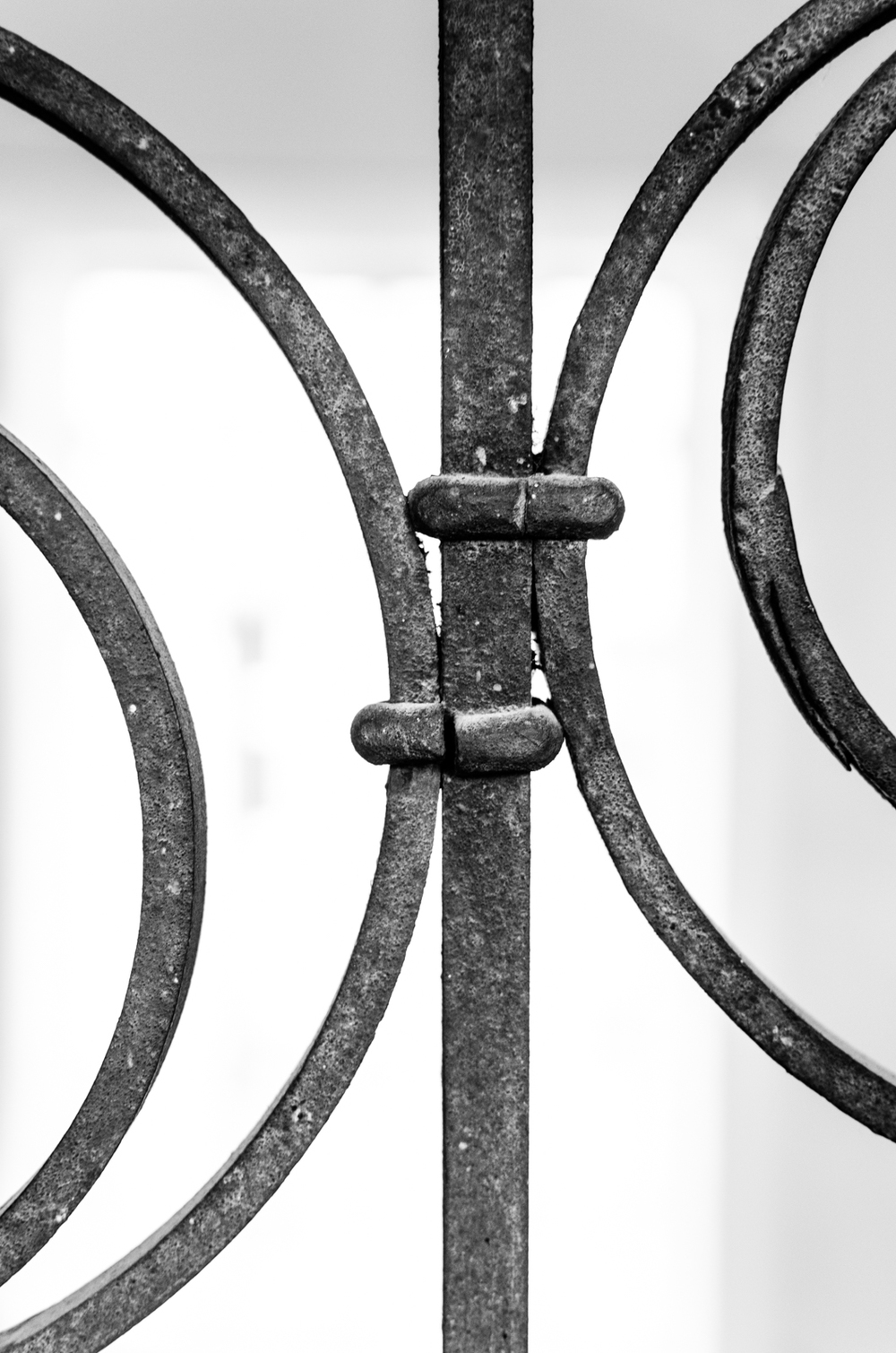 Project 365: #153 - Wrought Iron