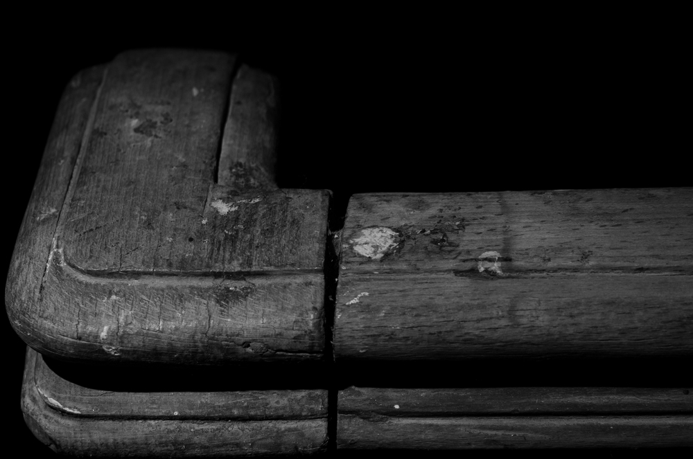 Project 365: #161 - Banister