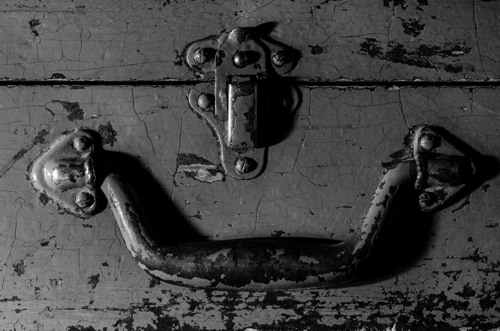 Project 365: #164 - Old box